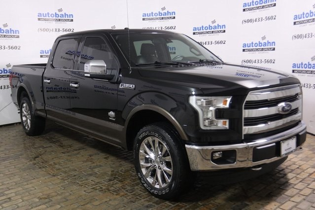 Pre-Owned 2015 Ford F-150 King Ranch