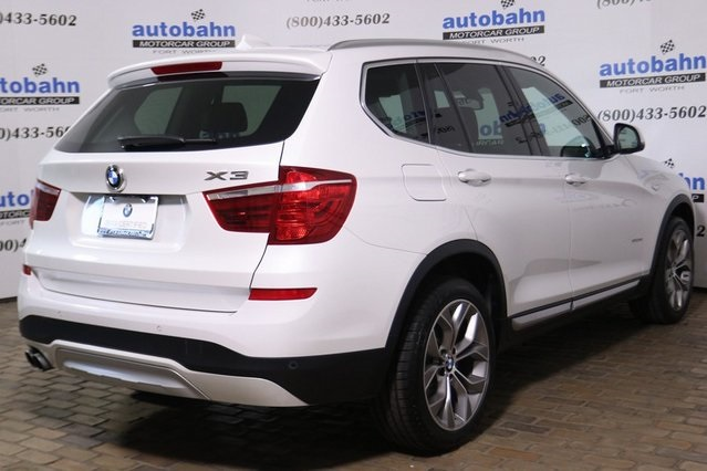 Pre-Owned 2016 BMW X3 sDrive28i