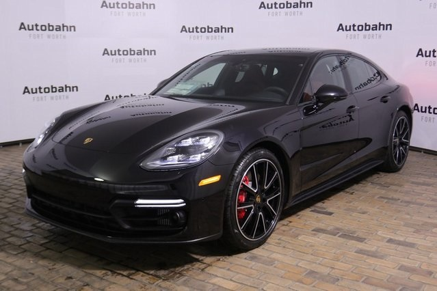 New 2020 Porsche Panamera Gts Gts 4d Hatchback In Fort Worth P4034 Autobahn Porsche
