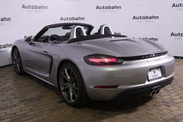 New 2019 Porsche 718 Boxster S - Please Call for Special Offer