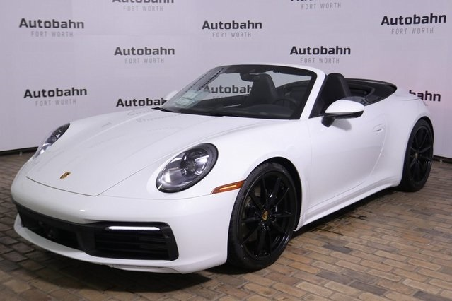 New 2020 Porsche 911 Carrera 4s Cabriolet 2d Cabriolet In Fort Worth P4040 Autobahn Porsche