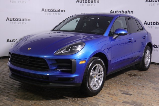 New 2020 Porsche Macan Base 4d Sport Utility In Fort Worth P4189 Autobahn Porsche