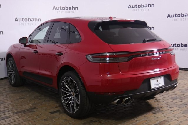 Demo/Loan Car 2020 Porsche Macan S