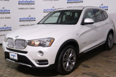 Pre-Owned 2016 BMW X3 xDrive28d