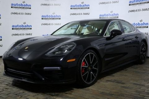 New 2018 Porsche Panamera Turbo Turbo